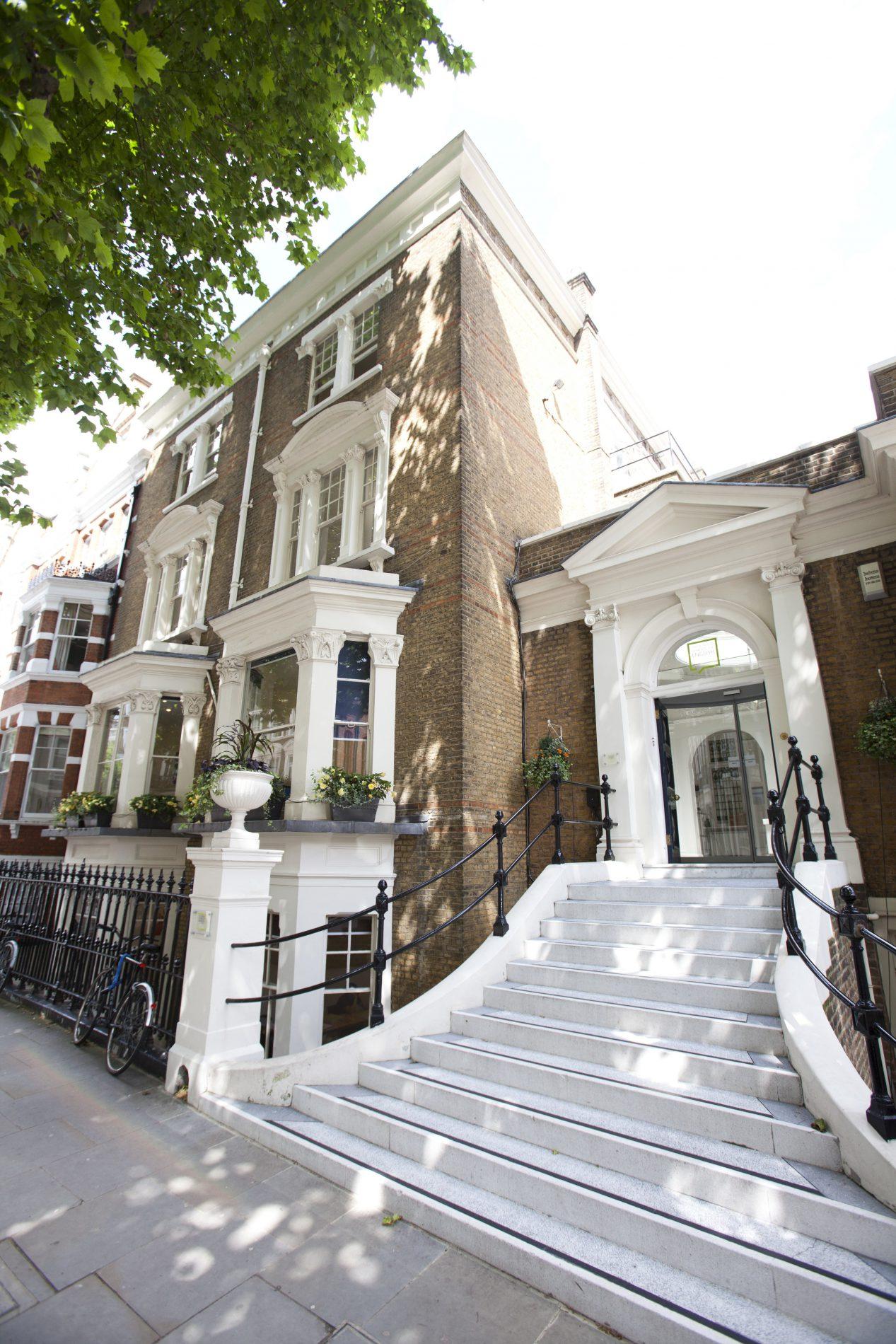 London school of english holland park pepa ferrer for London school of english