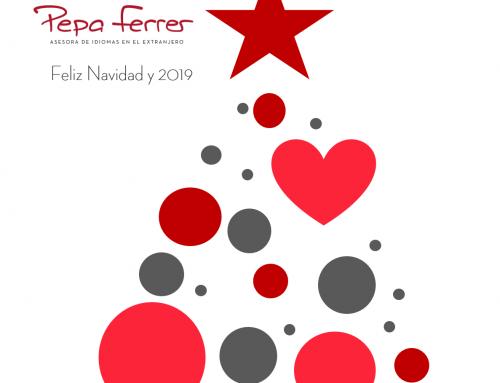 Feliz Navidad y 2019