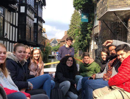 Domingueando en Canterbury