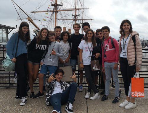 Domingueando en Portsmouth