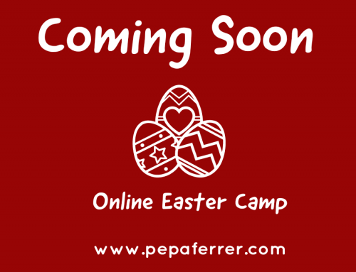 ONLINE Easter Camp