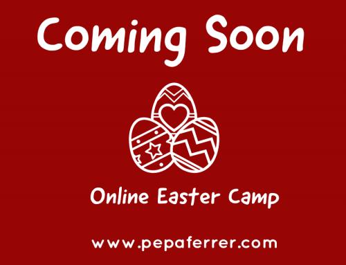 ONLINE Easter Camp